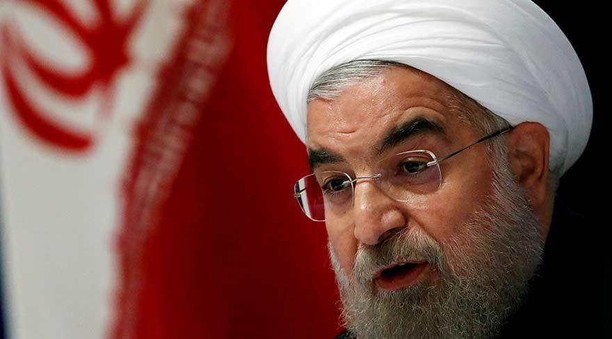 İran Cumhurbaşkanı Ruhani: 'İran, nükleer füze programı için kimseden izin almayacak'