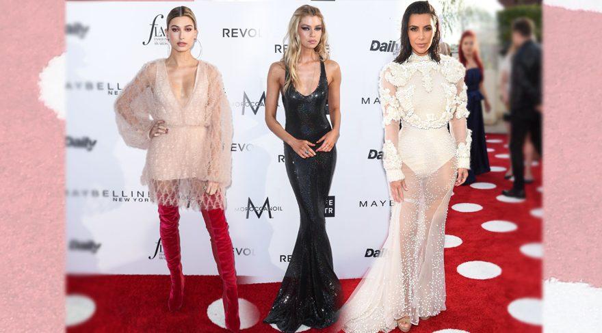 3. Los Angeles Moda Ödülleri sahiplerini buldu