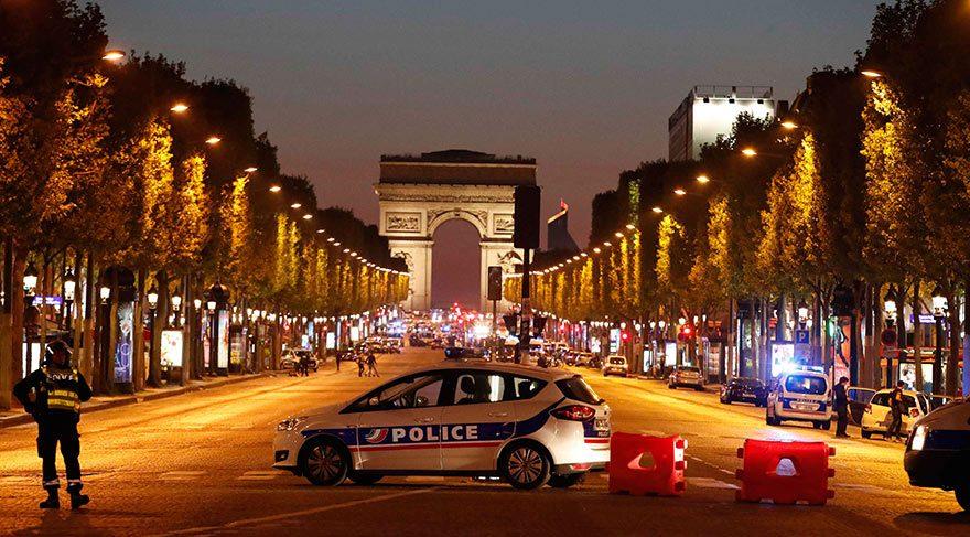 Son dakika haberi… Fransa'da uzun namlulu silahla saldırı