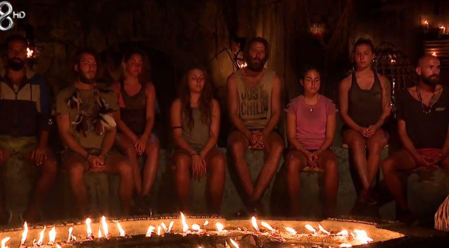Survivor'da eleme adayları kim? Survivor son bölüm