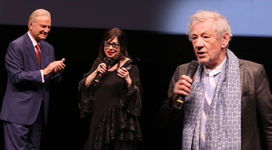 36. İstanbul Film Festivali'nde görkemli açılış!