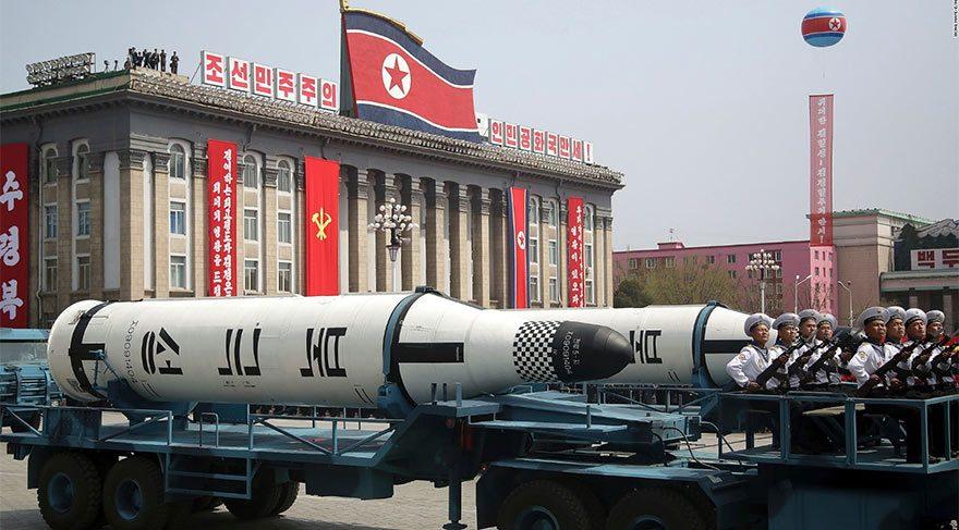Kuzey Kore, bu kez ABD'yi hedef aldı