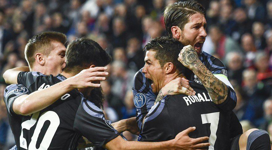Bayern Münih - Real Madrid maç özeti izle