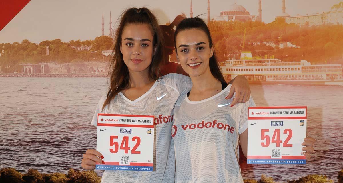 Soral kardeşler, maratonda koşacak