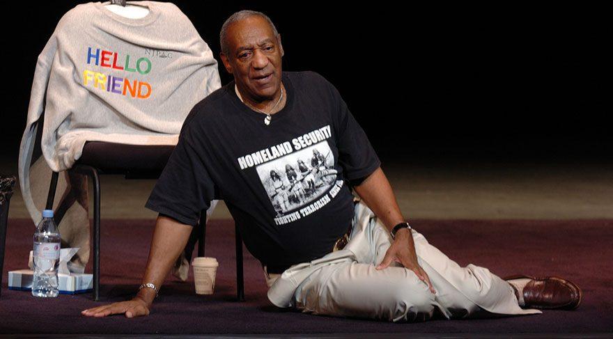 Bill Cosby artık tamamen göremiyor