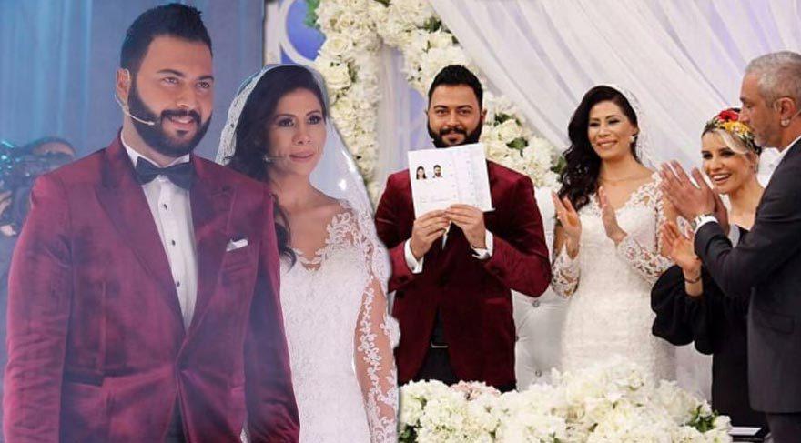 Caner Toygar evlendi