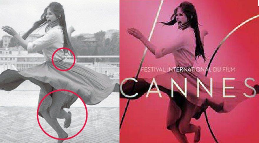 Cannes Film Festivalinde afiş krizi