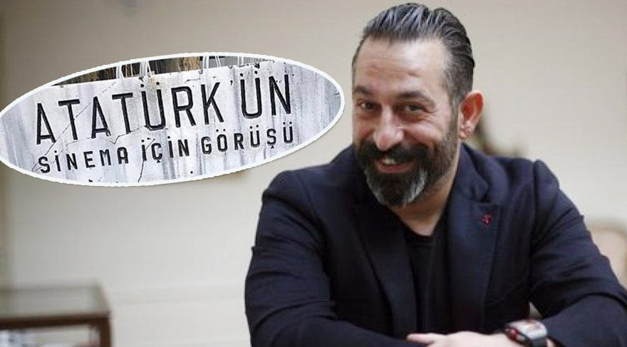 Cem Yılmaz'dan 'Atatürk'lü paylaşım