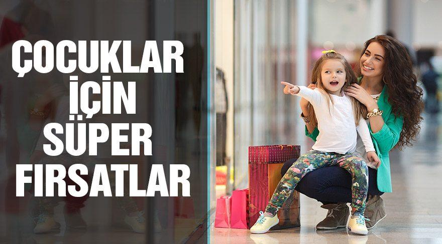 Haftanın indirim fırsatları: Trendyol'da çocuk kampanyası!