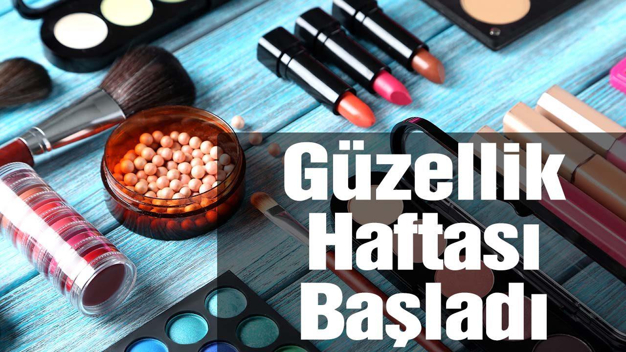 Güzellik haftası başladı: Trendyol'da makyaj heyecanı