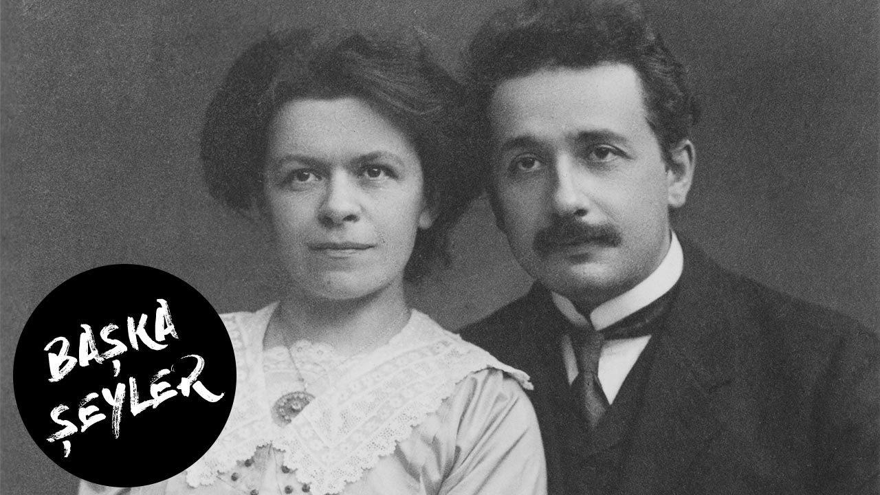 Einstein'ın karısına imzalattığı akıl almaz sözleşme