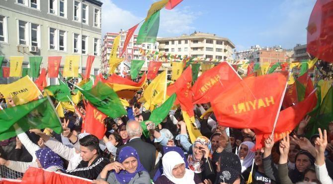 HDP'li Baydemir: Bir insanın hayat hakkı, 550 vekilin koltuğundan bin kere daha kıymetlidir