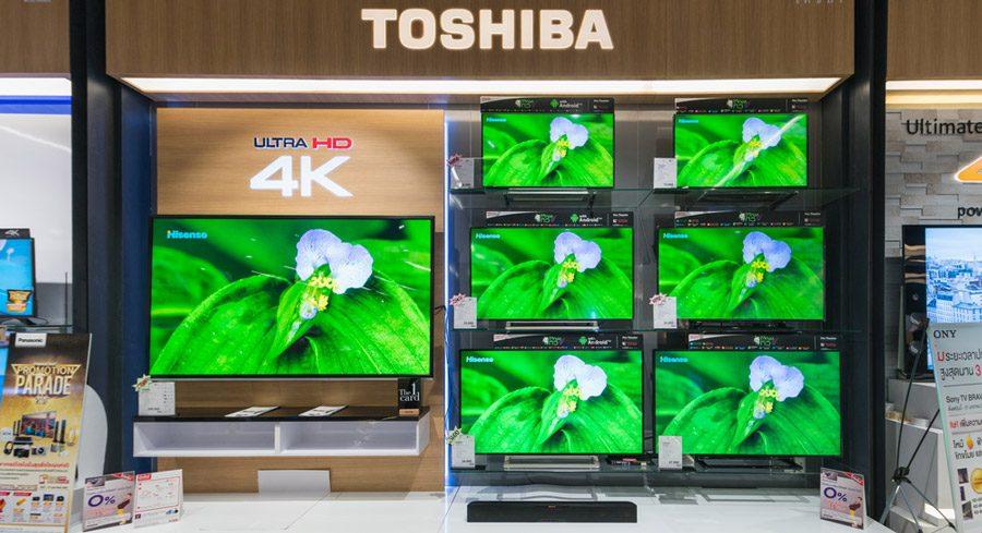Vestel Toshiba'nın TV birimini alabilir