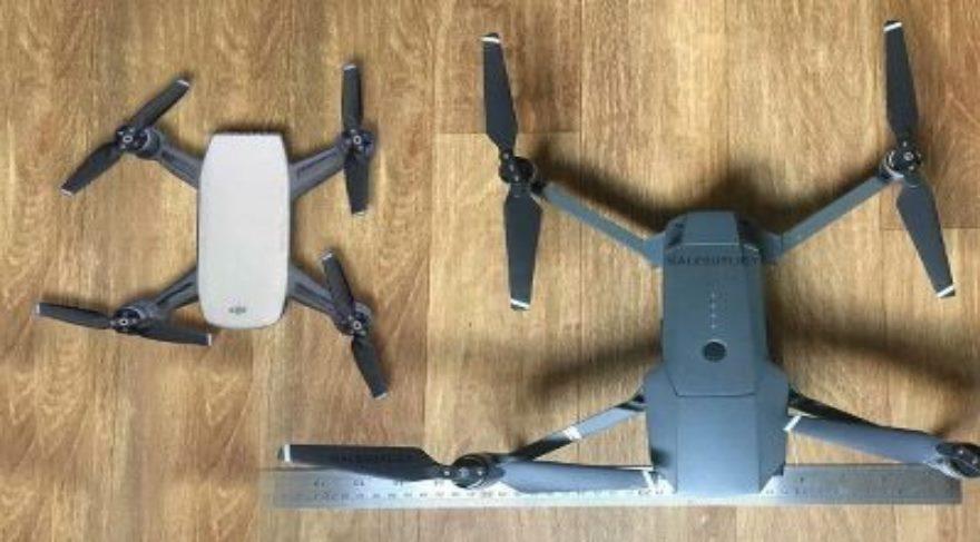 En küçük drone yakında sahneye çıkıyor!