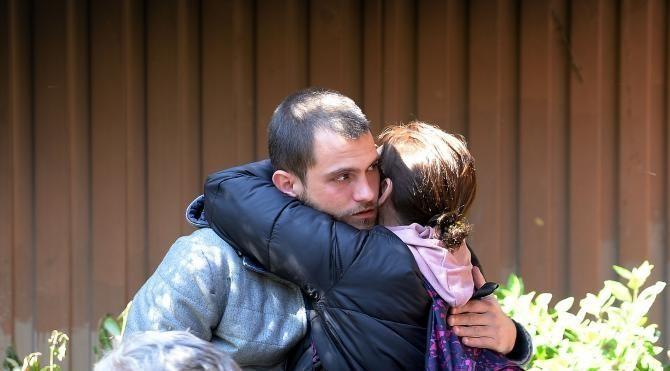 Bülent Kayabaş'ın cenazesi hastaneden alındı