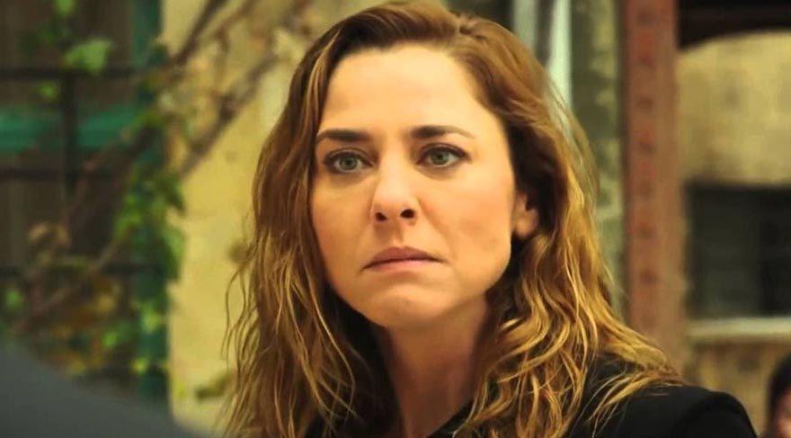 Ece Uslu'nun rol aldığı dizinin setini birbirine kattığı iddia edildi