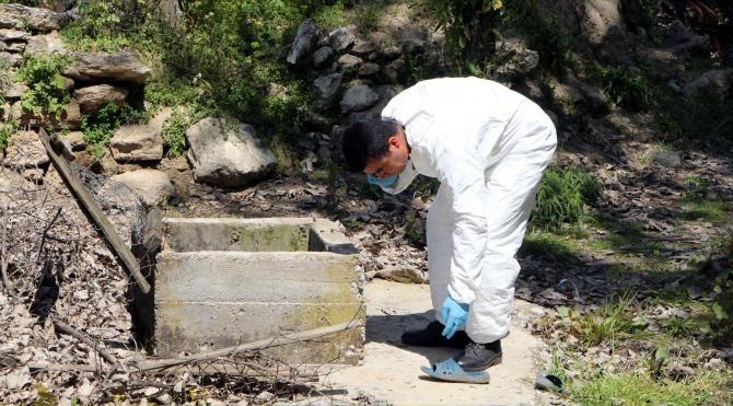 Kayıp kadının su kuyusunda cesedi bulundu
