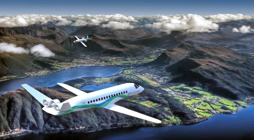 Uçuşlar ucuzlayacak: Elektrikli jetler geliyor!