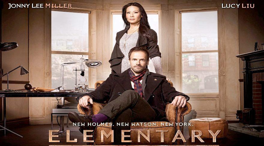 Sherlock Holmes hikayelerinin modern yorumu Elementry 5. Sezonunda!