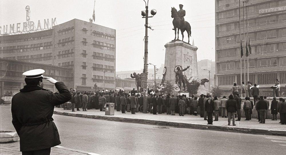 10 Kasım 1960 Fotoğraf: Depo Photos