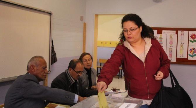 Burdur'da oy verme işlemleri başladı