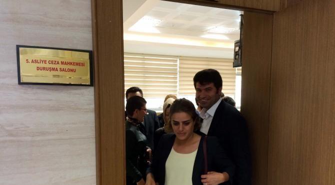 HDP Batman Mliletvekili Acar gözaltına alındı (2)