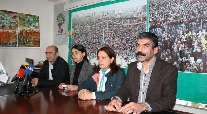 HDP ve DBP'den 'Final mitingi' çağrısı