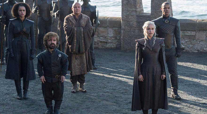 Game of Thrones 7. sezon ne zaman başlayacak? İşte ilk kareler