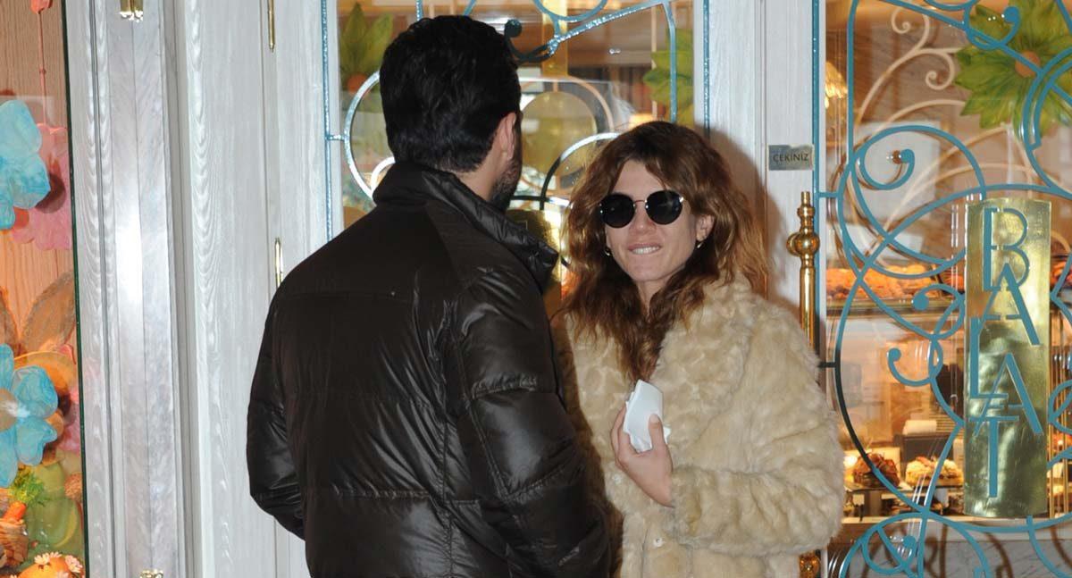Gökçe Bahadır, ayrıldığı iddia edilen sevgilisi Efe Duru ile görüntülendi