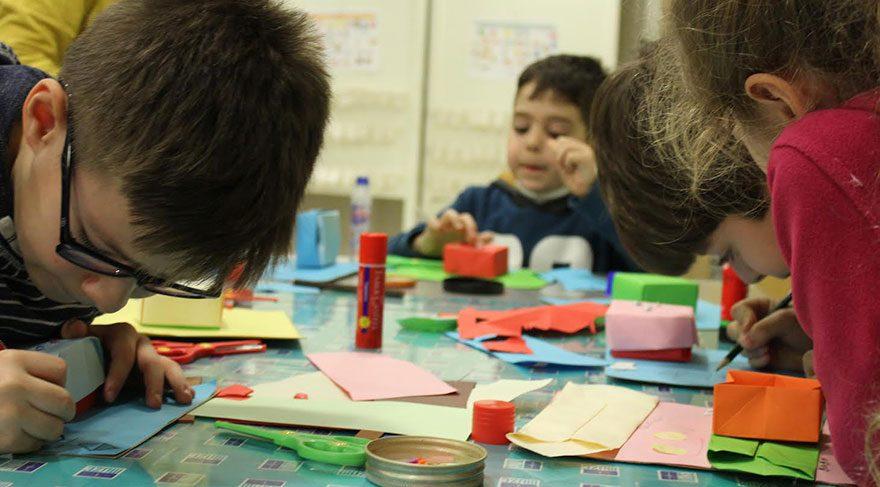 Çocuklar, 23 Nisan coşkusunu İş Bankası Müzesi'nde yaşayacak