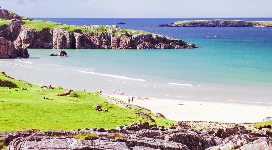 Büyüleyici güzellik: İskoç Adaları