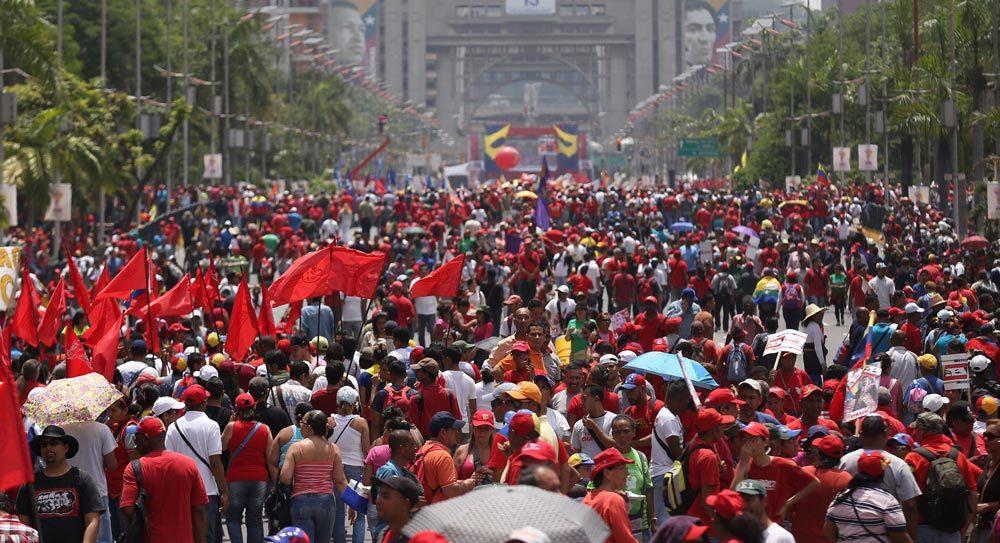 Venezuela'da GM fabrikasına el kondu