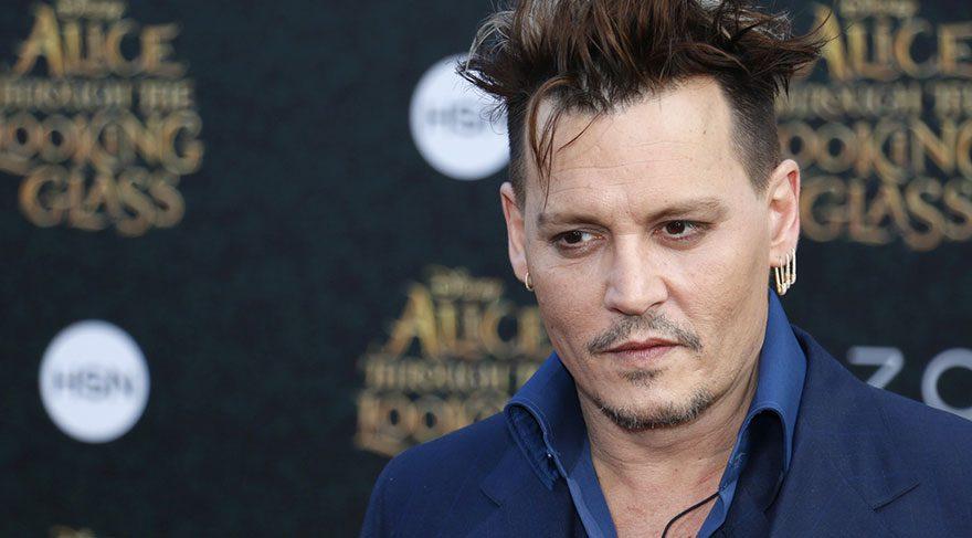 'Johnny Depp yalana bağımlı'