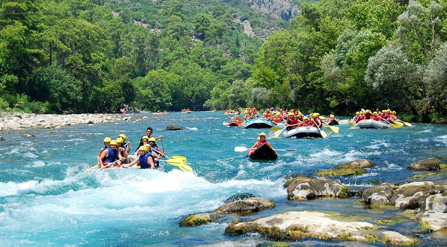 Antalya adrenalin tutkunlarını çağırıyor