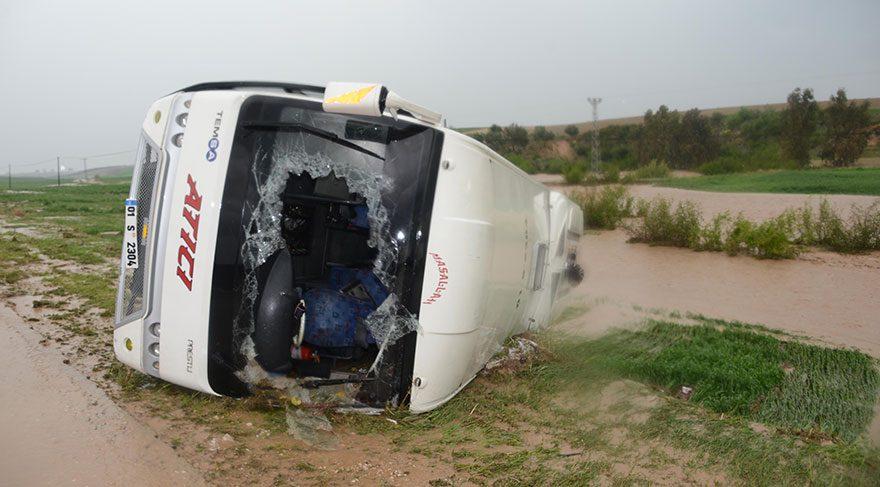Adana mitingine gidenlerin geçirdiği kazada 3 çocuğun ölümü Meclis'te