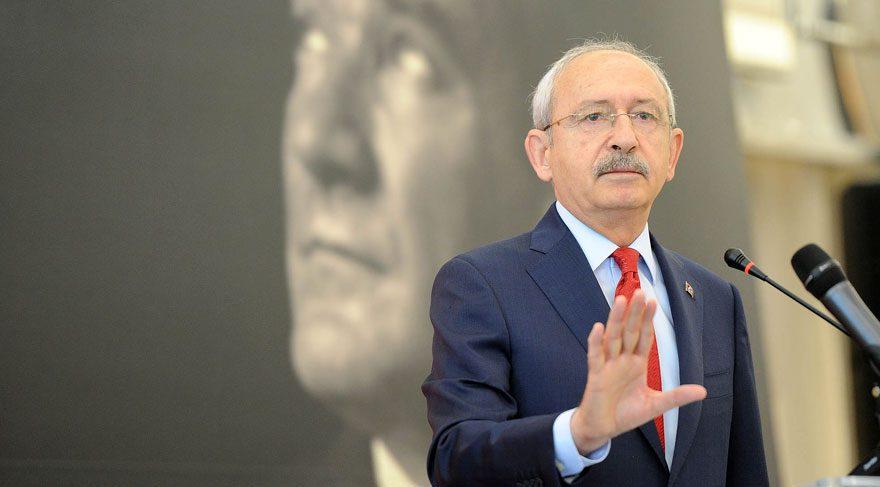 Kılıçdaroğlu: Oylar sandıkta değil YSK'da çalındı