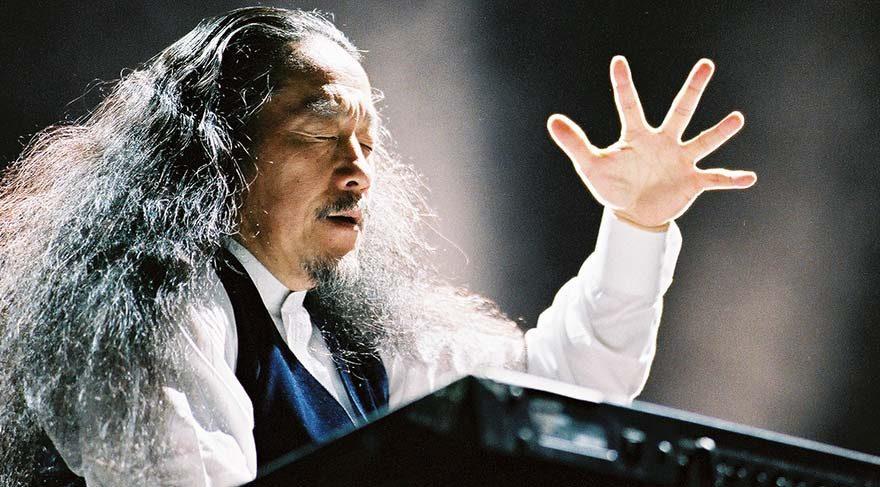 Efsanevi müzisyen Kitaro, İstanbul ve Ankara'da iki konser verecek