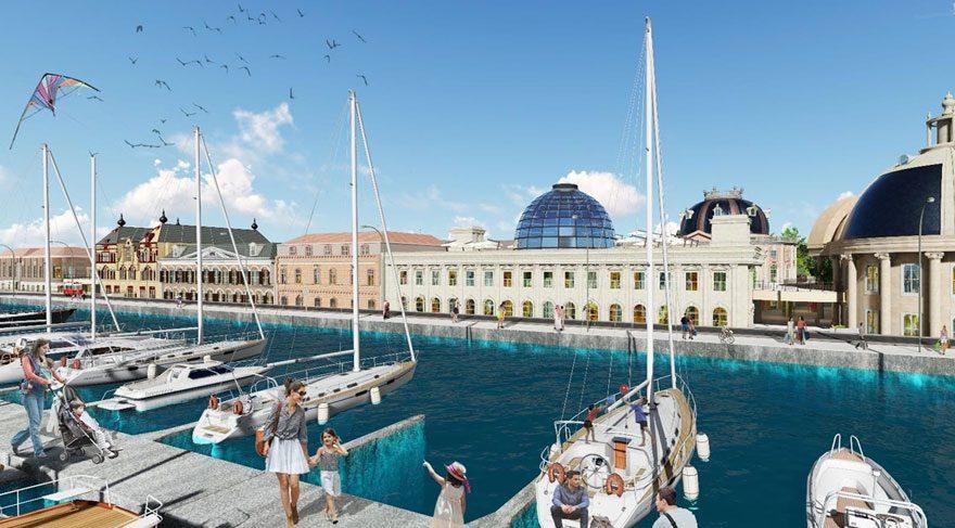 Kıyı İstanbul projesi tanıtıldı