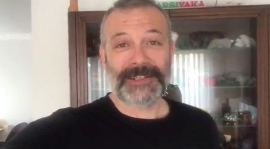 Levent Üzümcü'den videolu çağrı
