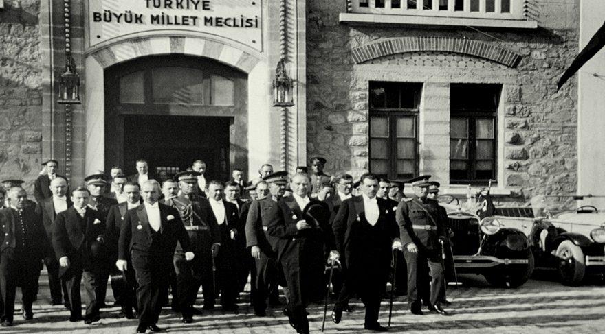 'Atatürk TBMM Başkanlığı seçimini 1 oyla kazandı' yalanı