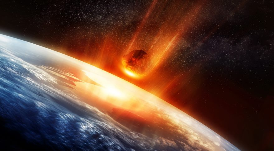 ABD'de panik, meteor iddiasına NASA'dan cevap var…