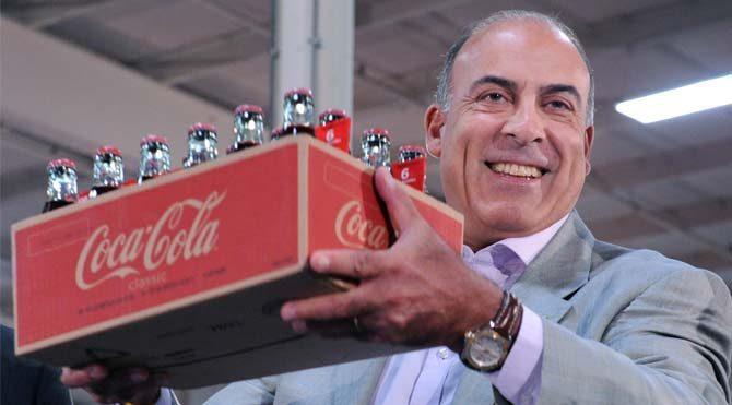 Coca-Cola Yönetim Kurulu Başkanı Muhtar Kent.