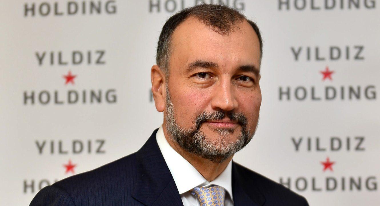 Yıldız Holding Yönetim Kurulu Başkanı Murat Ülker.