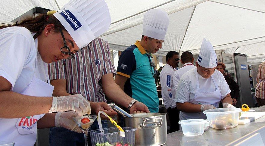 İzzet Baysal Uluslararası Mutfak Günleri başladı