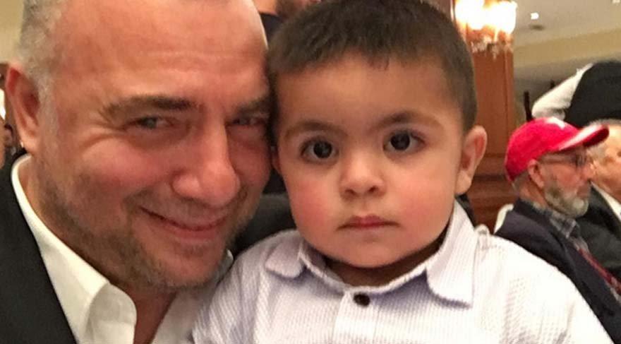 Oktay Kaynarca şehit oğluyla çektirdiği fotoğrafı paylaştı