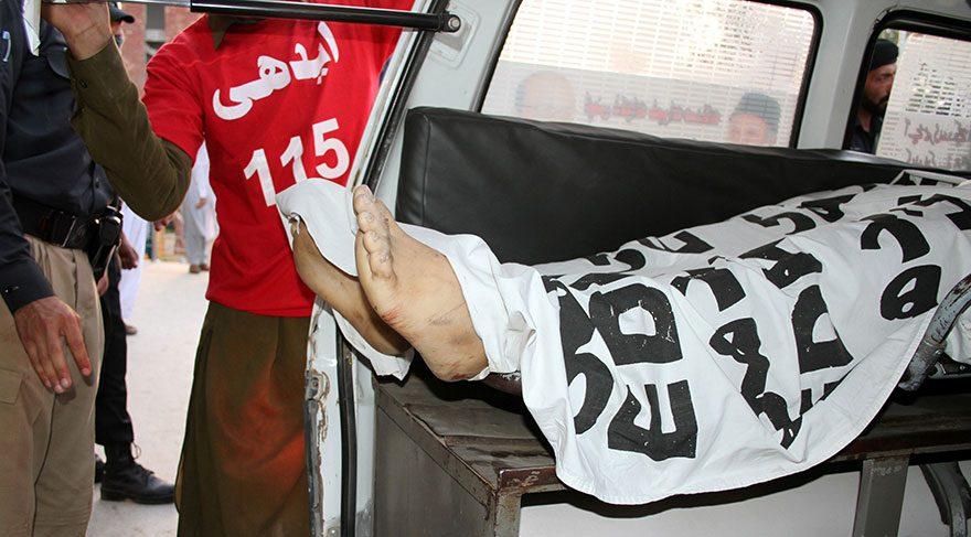 'İslam'a hakaret'le suçlanan öğrenci linç edilerek öldürüldü