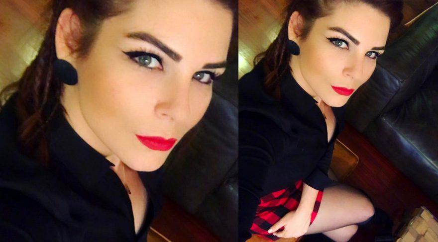 'En çekici selfie Pelin'den geldi'