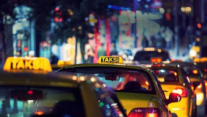 Maliye'den taksi fişine inceleme