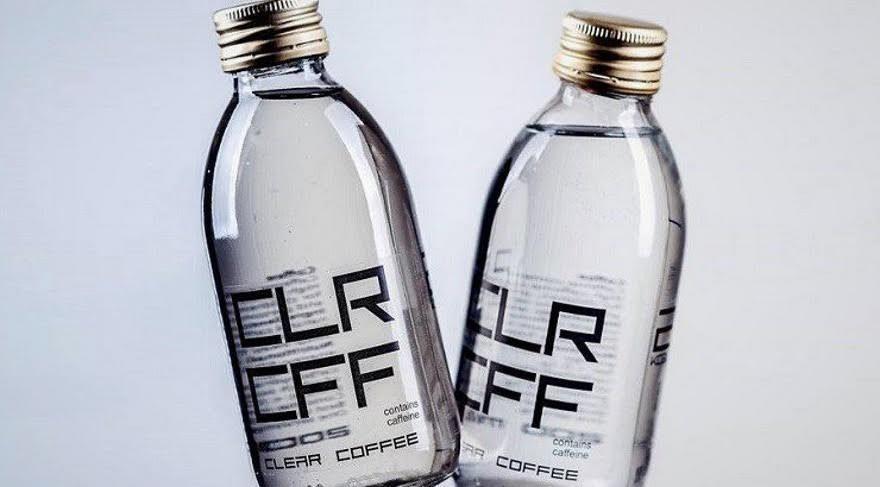 Dünyanın ilk renksiz kahvesi: CLR CFF