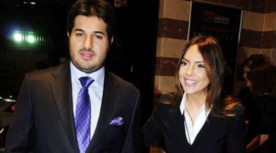 Ünlü şarkıcı açıkladı! Ebru Gündeş ile Reza Sarraf boşanıyor mu?